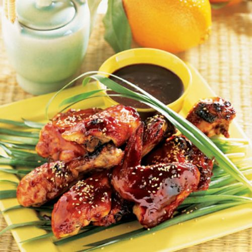 Chinese Five-Spice Grilled Chicken