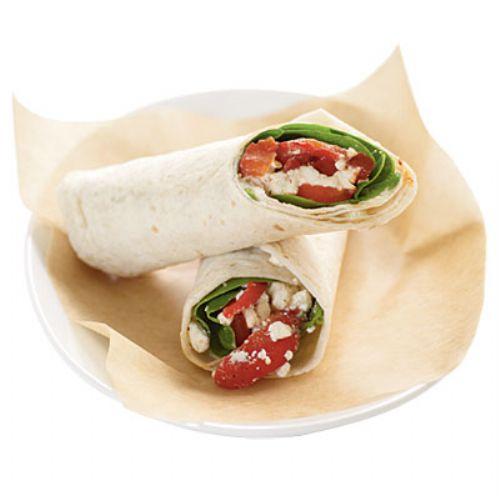 Sandwich - Red Pepper Veg Wraps or Grilled Cheese