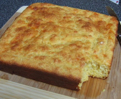 Grandmother Campbell's Corn Bread