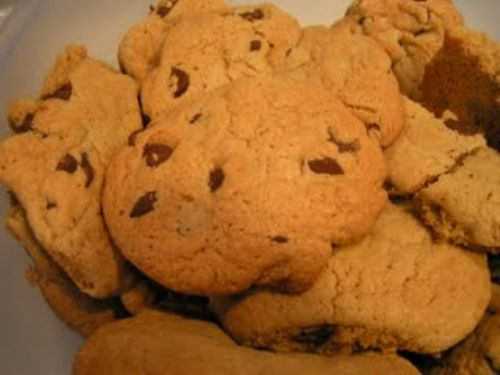 Sean's Chocolate Chip Cookies