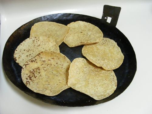 Authentic Honduran Tortillas