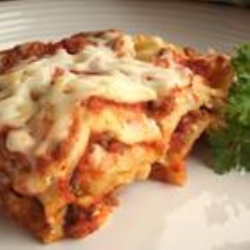 Traditional Sausage Lasagna With Cream Cheese Recipes — Dishmaps