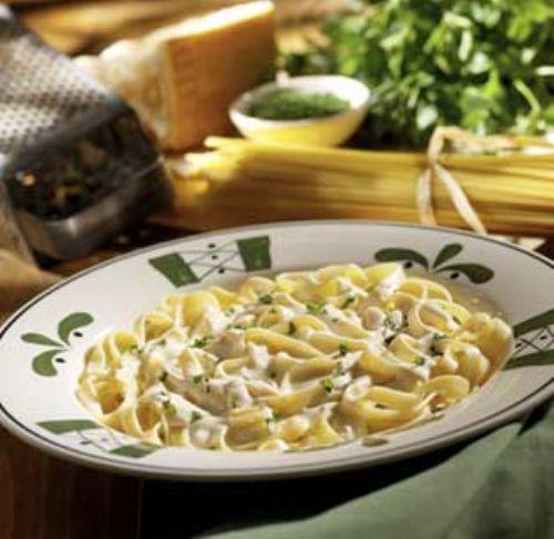 Olive Garden Fettucine Alfredo Recipe