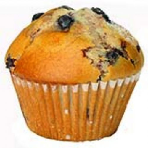 Starbuck's Low Fat Blueberry Muffins