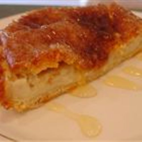 Sopapilla Cheesecake Pie Recipe