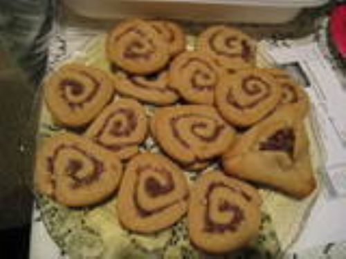 Hamantashen (Haman's Ears) Cookie Recipe