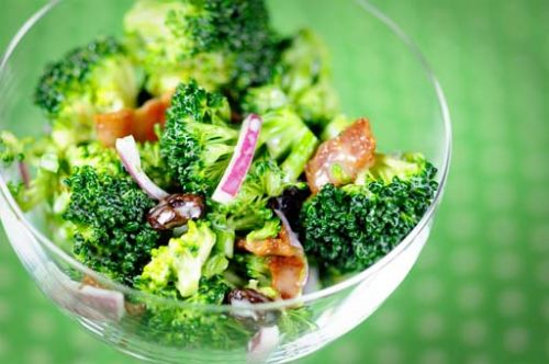 Carole's Broccoli Salad