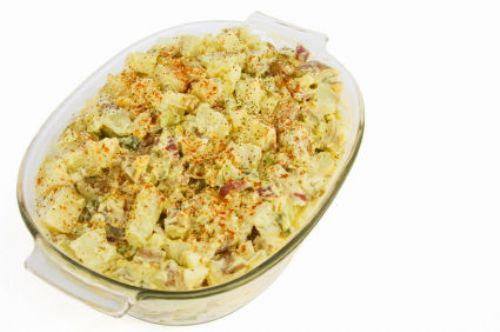 Potato Salad Clipart Soup And Salad Clipart