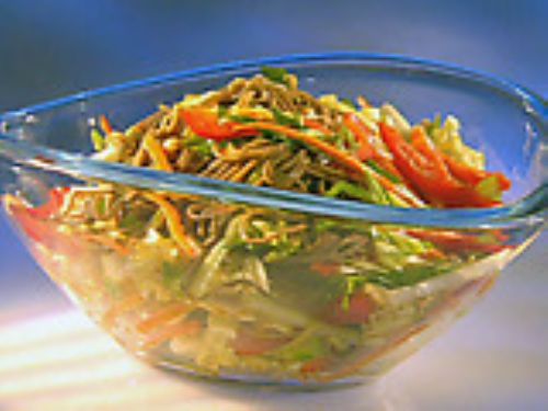 Dang Cold Asian Noodle Salad