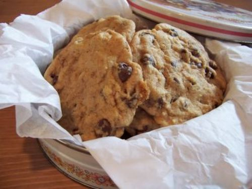 UN - Les chocolate chip cookies de Neiman Marcus