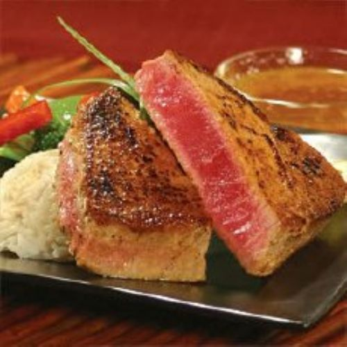 Ahi Steaks - Grilled