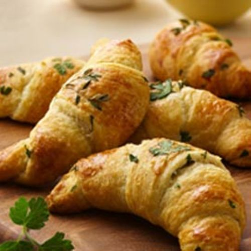Crescent Rolls with Fresh Herbs