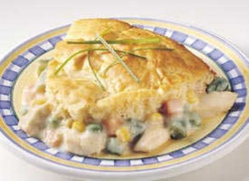 Chicken - Easy Chicken Pot Pie