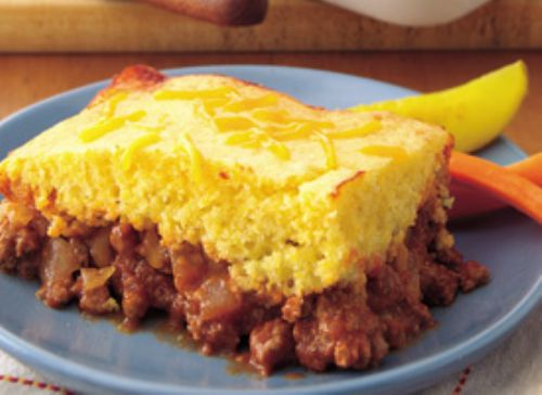 Beef - Sloppy Joe Casserole