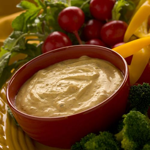 Mustard Dip for Pretzels