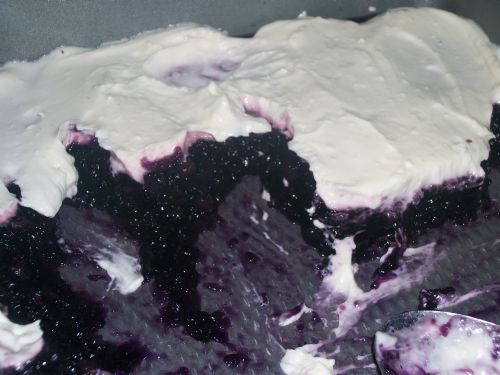 Purple Lady Dessert