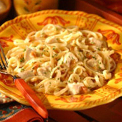Garlic Escarole Chicken Pasta Bake Recipe