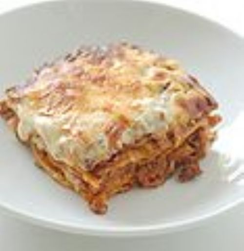 Authentic Lasagna