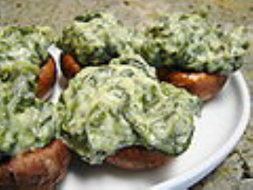 Make-ahead Warm Spinach Dip