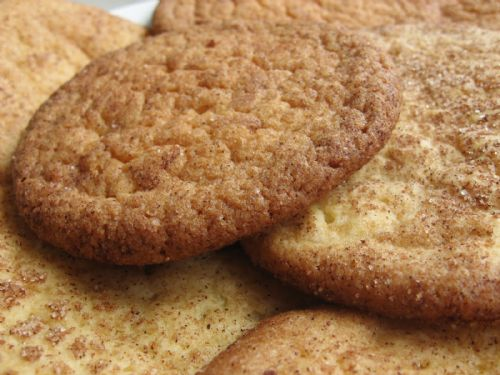 Easy Snicker Doodles Made From Cake Mix