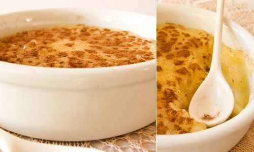 Arroz Doce (Sweet Rice Pudding)