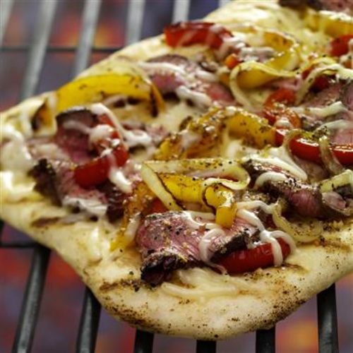 Steak Lover's Pizza