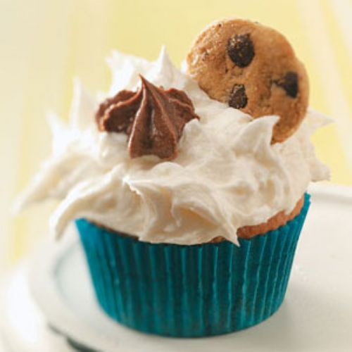 Chocolate Chip Lover's Cupcakes