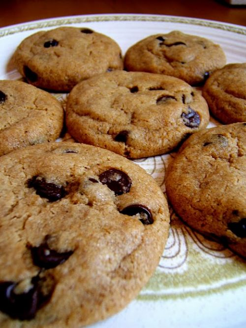 Chocolate Chip Cookies (The Best!)