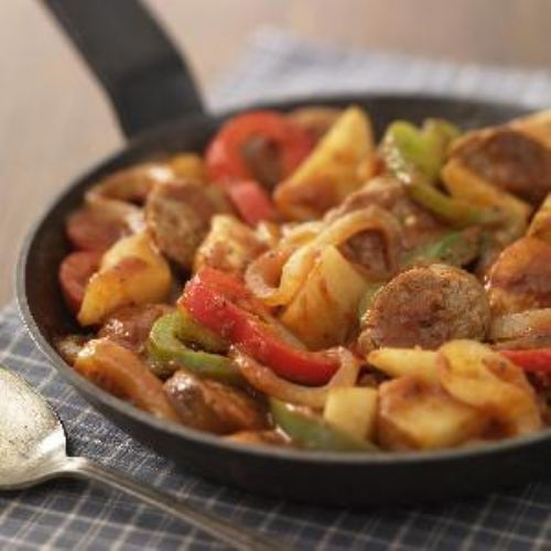 Pepper Steak Stir Fry