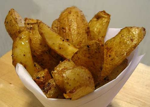 Healthy Oven Fries