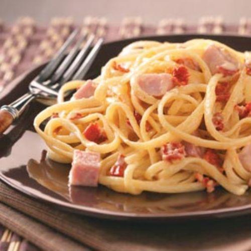 Ham Amp Sun Dried Tomato Alfredo Recipe