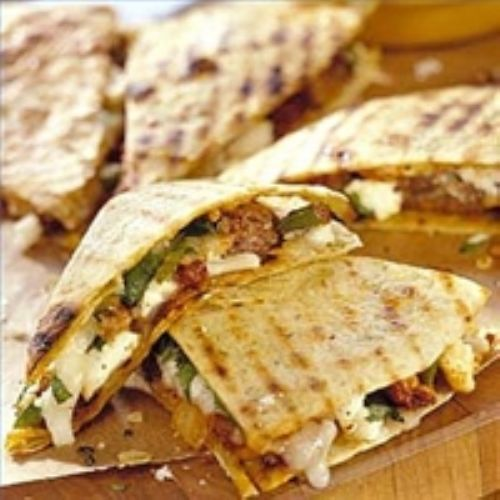 Spicy Quesadillas