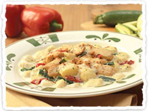 Olive Garden 39 S Chicken Gnocchi Veronese Recipe
