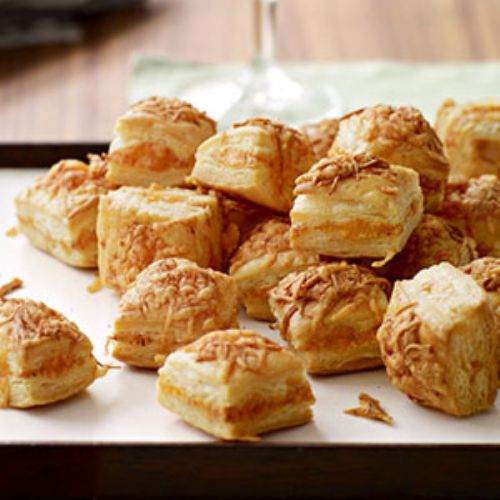 Chipotle Cheese Puffs