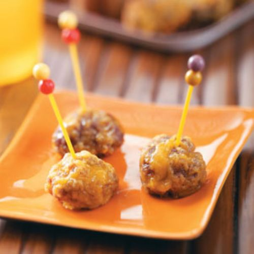 Cheese Meatballs