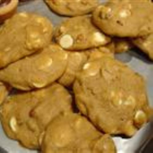 Pumpkin and White Chocolate Chip