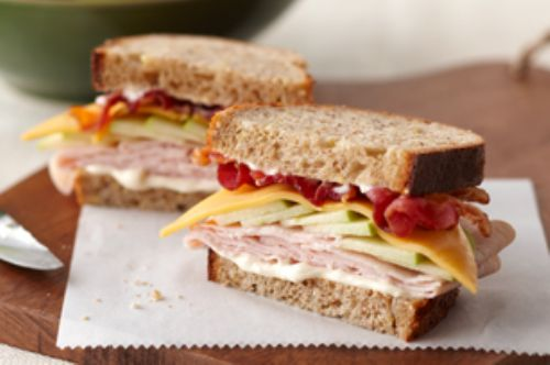 Orchard Harvest Turkey Sandwich