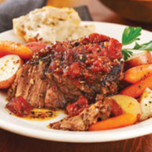 Holiday Shopping Pot Roast