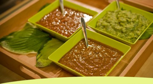 Chipotle - Roasted Tomatillo Salsa