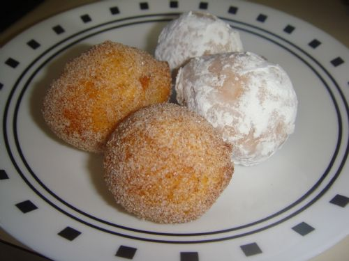 Easy Donut Holes