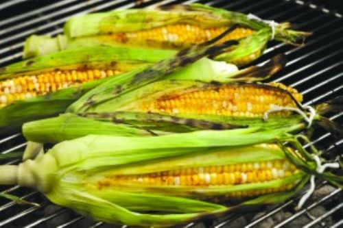 Grilled Ears of Corn