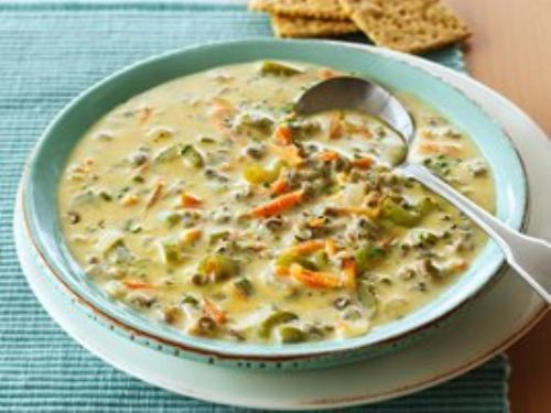Wild Rice Soup II