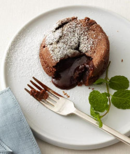 Molten Chocolate Cakes Recipe