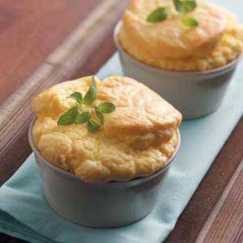 Cheese Souffles