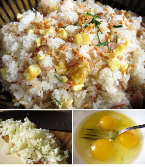 Sinangag – Filipino Garlic Fried Rice Recipe