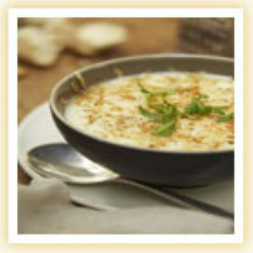 Chicken Cheese Soup