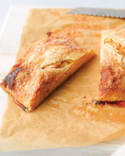 Apple-Cinnamon Strudel
