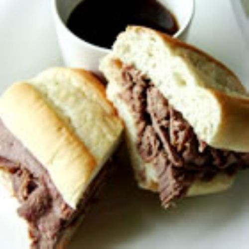 French Dip - Slow Cooker