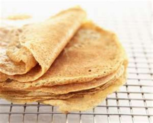 Crepe Recipes from DesktopCookbook.