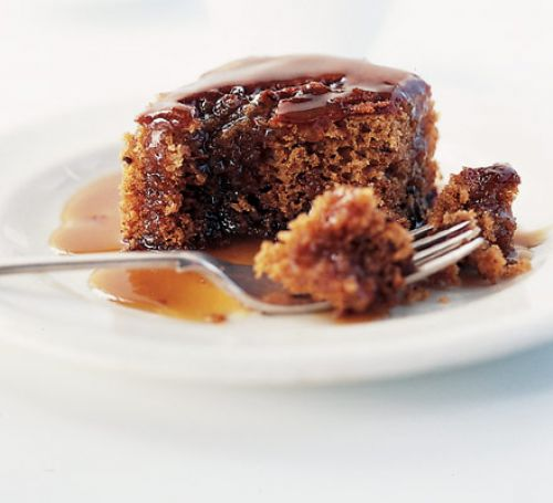 sticky toffee pudding not tried